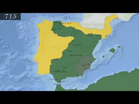 Campaigns: Tariq b. Ziyad in Spain (711)