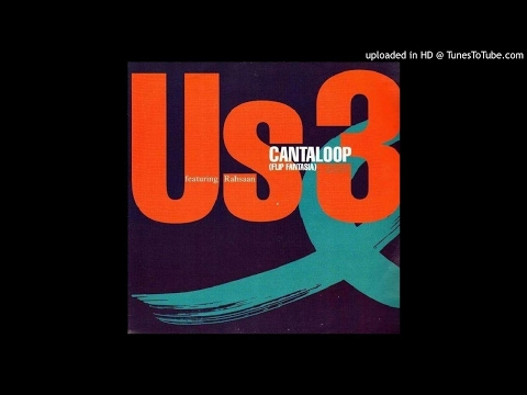 US3 Feat Rahsaan Gerrard  Cantaloop Flip Fantasia