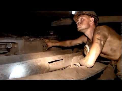 шахта  Обуховская  3015  лава  звено  Вадима  Грубчака