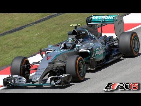 Гран-При Малайзии MERCEDES AMG PETRONAS PC HARD ПОЛНЫЙ УИК-ЭНД   F1 2015