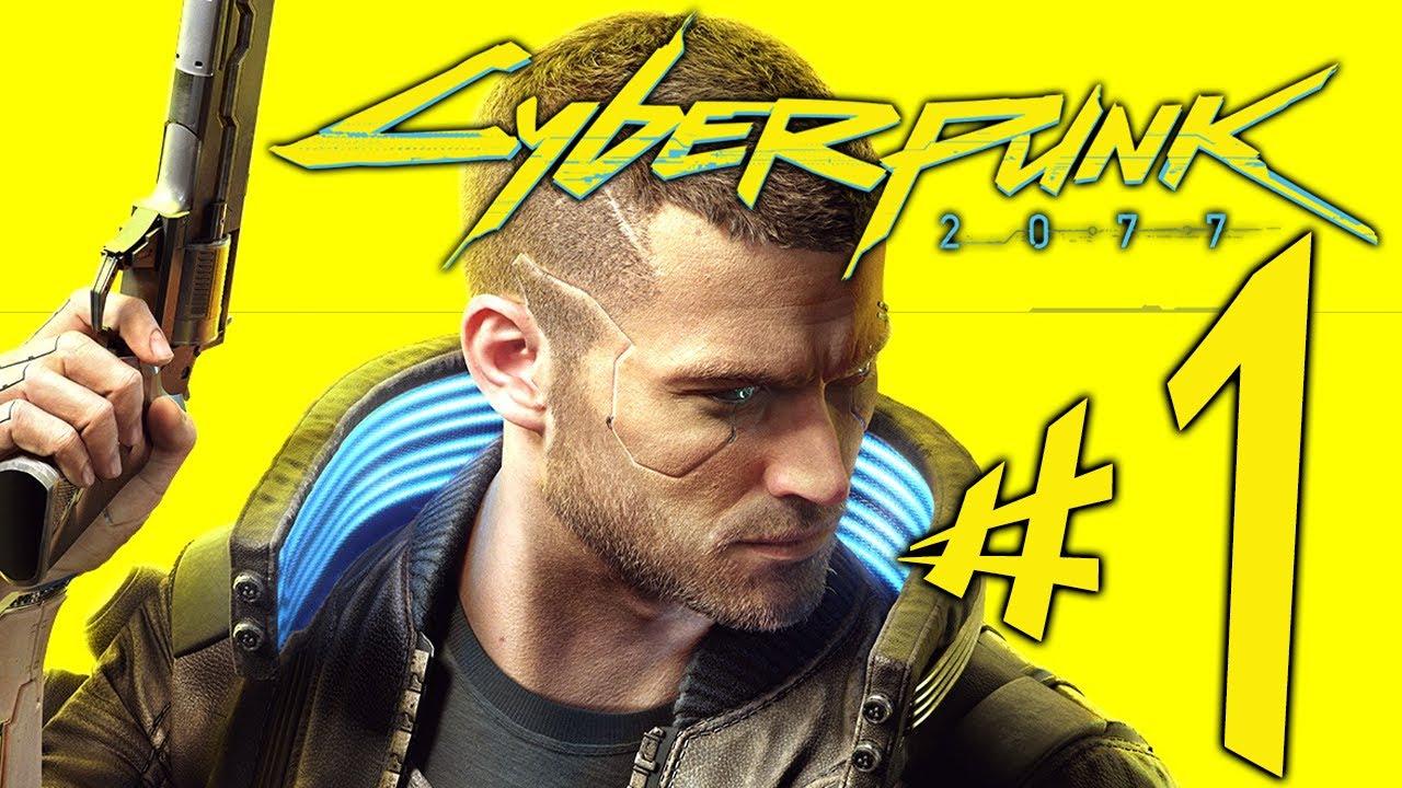 Cyberpunk 2077 - Parte 1: Bem-Vindo a Night City!!! [ PC - Playthrough 4K ]