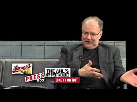 The Press Box - December 6, 2014