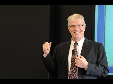 Sir Ken Robinson - Defining Creativity