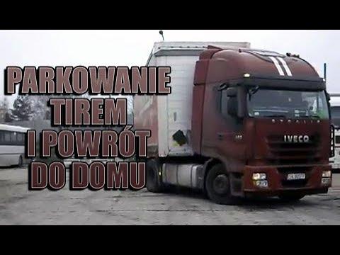 Parking a truck | KrychuTIR™