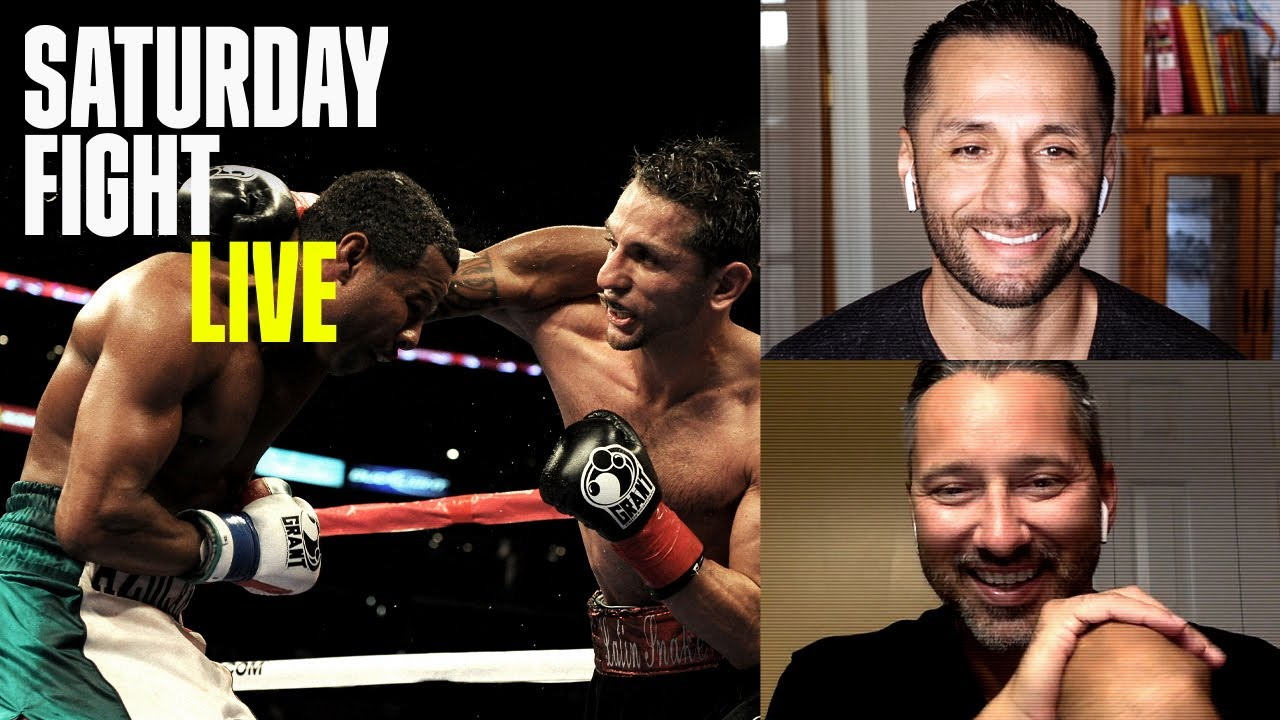 Shane Mosley vs. Sergio Mora (Saturday Fight Live)