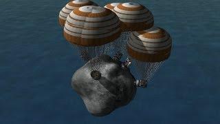Kerbal #10 - Przechwycenie Asteroidy [Capture an Asteroid]