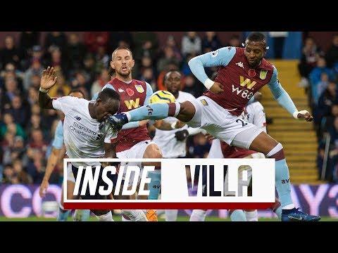Inside Villa: Aston Villa 1-2 Liverpool | Exclusive TUNNEL CAM from Villa Park