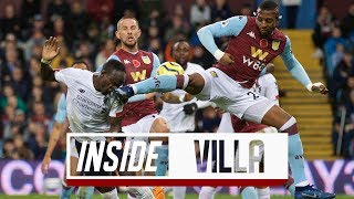 Inside Villa: Aston Villa 1-2 Liverpool | Exclusive TUNNEL CAM from Villa Park