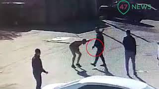 47news: стрельба среди бела дня в Выборге