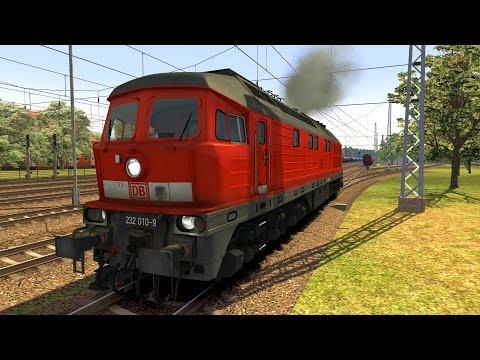 LET´S PLAY Train Simulator 2014 | Folge 128 | Schweröl nach Leuna