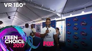 Terron Moore Is Excited About Miley Cyrus' Award | TEEN CHOICE