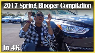 When The Unexpected Happens! | 2017 Spring Bloopers: DriveAndBeDriven Blooper Clips