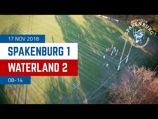 RC Spakenburg 1 - Waterland 2 | 08-14 | 4K
