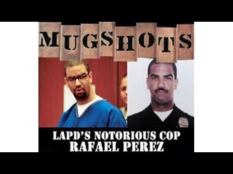 Mugshots: Rafael Perez - LAPD's Notorious Cop