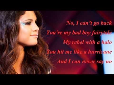 Selena Gomez - Nobody Does It Like You (with Lyrics)