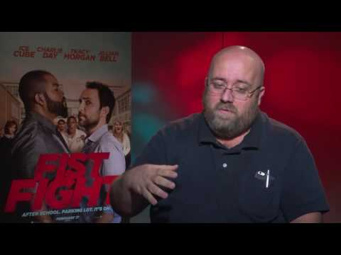 Exclusive Ice Cube Interview - Part 1 'Fist Fight'