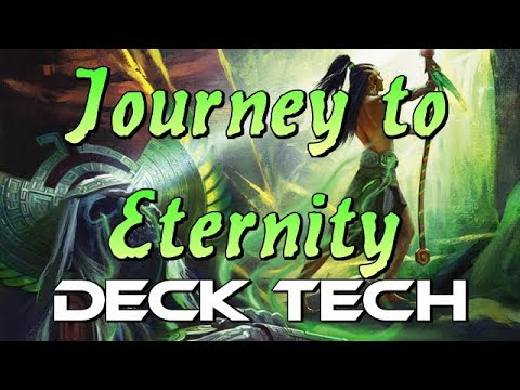 Mtg Deck Tech: G/B Journey to Eternity in Rivals of Ixalan Standard!