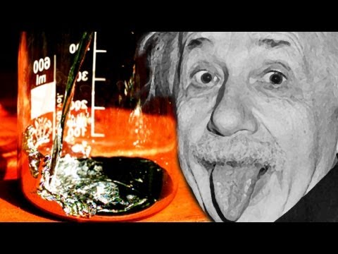 Mercury and relativity periodic table of videos youtube urtaz Image collections