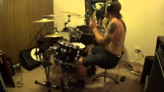 Twilight of the Thunder God Amon Amarth Drum Cover