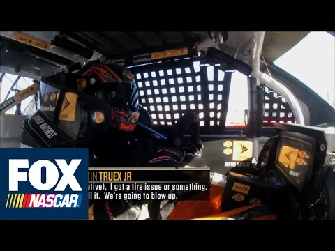 """Radioactive: Talladega - """"I smell it. We're going to blow up."""" 