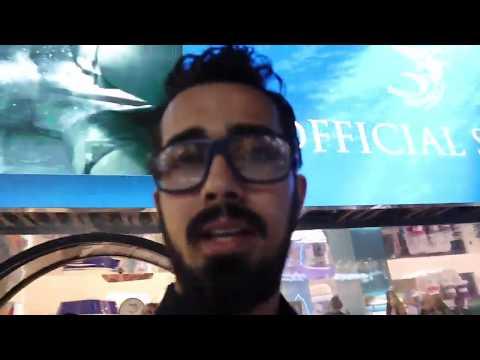 Dubai Mall    Aquarium    SHARKS    Underwater Zoo     MHS VLOGS