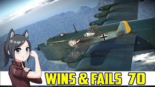 War Thunder: Wins 'n' Fails 70