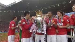 Trophy Presentation (2013 Champions)  - Official Manchester United Website