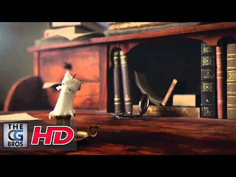"""CGI 3D Animated Short HD: """"Once Upon a Candle"""" - The Animation Workshop"""