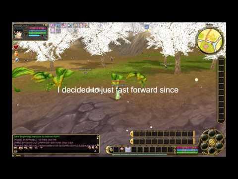 Heaven Flyff Gameplay Part 1