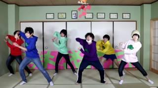 【ぽり松】おこちゃま戦争踊ってみた【コスプレ】 thumbnail