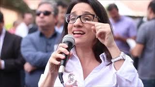 AULA PÚBLICA EM FRENTE AO TRF-4 EM PORTO ALEGRE  EM DEFESA DA LIBERDADE DE LULA