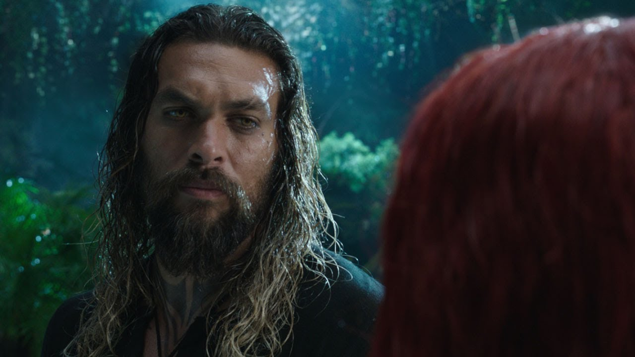 Aquaman Vídeo Estendido Youtube