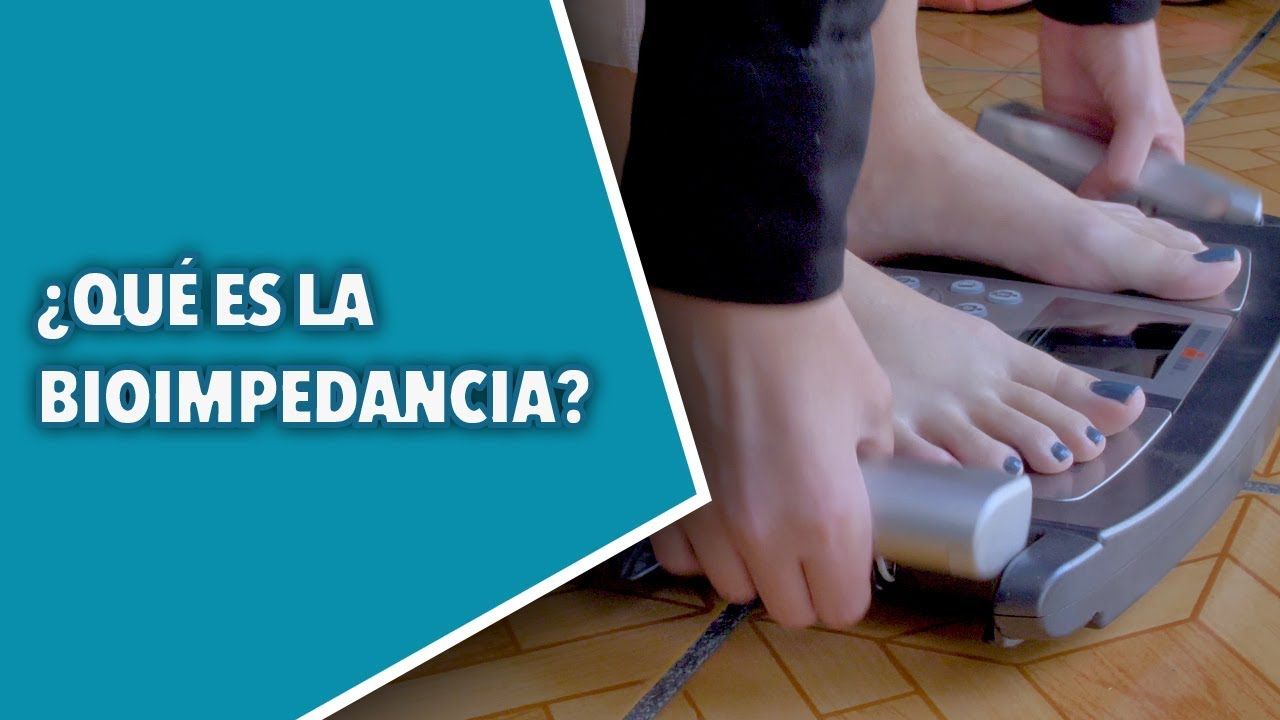 bioimpedancia electrica en niños
