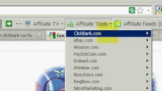 How to Make Clickbank RSS Feeds With Your Affiliate ID