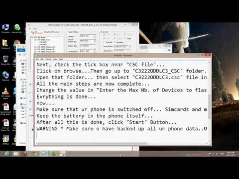 Samsung C3222 (Non-WIFI) 'invalid jar file' Solution