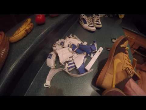 Nike Dunk SB VS Adidas Forum Mid Part III
