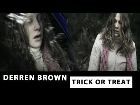 Derren Tricks Woman Into Thinking She's Dead 1/2 - Trick or Treat
