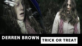 Derren Tricks Woman Into Thinking She