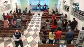 #38 - Culto Online | Rev. Robson Ramalho
