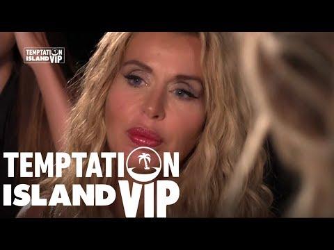 Temptation Island VIP - Valeria Marini: il primo falò
