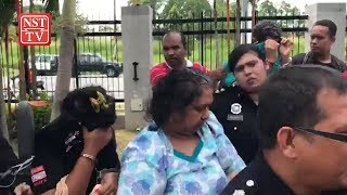 Elderly woman charged with murder of Indonesian maid, Adelina