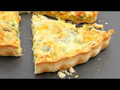 recette-:-tarte-aux-poireaux,-tomates-et-bacon