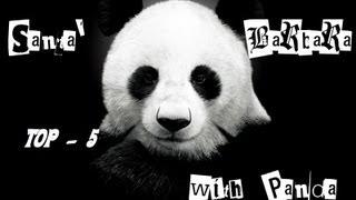 TOP-5 / Again and again / Santa-Barbara with Panda #3