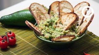 Традиционный рецепт Гуакамоле (Guacamole)