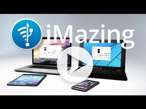 iMazing - iPhone Management Made Simple