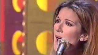 Celine Dion The Reason live