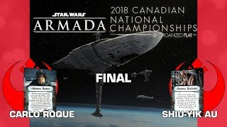 Video Star Wars: Armada - Final | 2018 Canadian Nationals download MP3, 3GP, MP4, WEBM, AVI, FLV Maret 2018