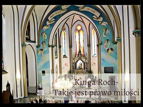 Kinga Roch-Takie jest prawo miłości [Oprawa ceremonii ślubnej]