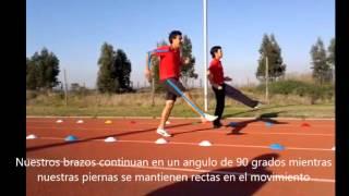 Clase de Atletismo (iniciación)