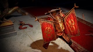 Path of Exile: Dragon Banners Back Attachment
